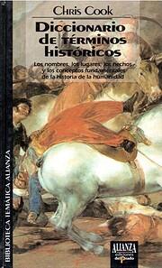 Diccionario de Términos Históricos de…