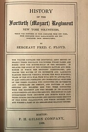 History of the Fortieth (Mozart) Regiment…