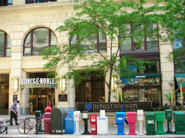 DePaul University Bookstore - DePaul Center in Chicago, IL