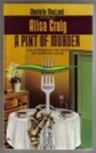 A Pint of Murder by Alisa Craig