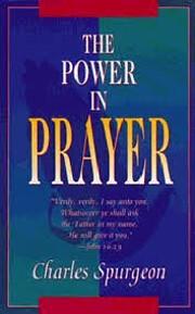 Power In Prayer av Spurgeon C H