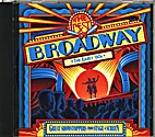 The Best of Broadway The Early '60s by…