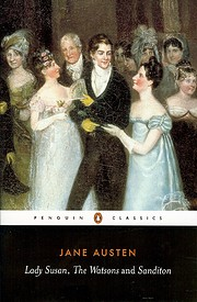 Lady Susan; The Watsons; Sanditon av Jane…