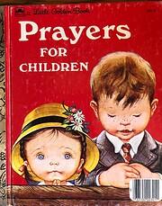 Prayers for Children (Little Golden Book) av…