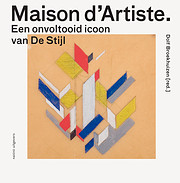 MAISON D'ARTISTE. Onvoltooid icoon van De…