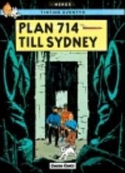 Plan 714 till Sydney de Hergé,