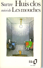 No Exit & The Flies by Jean-Paul Sartre