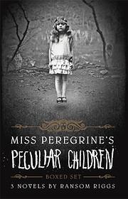 Miss Peregrine's Peculiar Children Boxed Set…