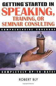 Getting started in speaking, training, or…