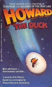 Howard The Duck de Ellis Weiner