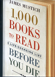 1,000 Books to Read Before You Die: A…
