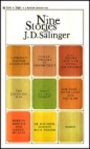 Nine Stories por J. D. Salinger