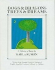 Dogs and Dragons, Trees and Dreams: A…