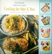 Step by Step Cooking for One and Two af…