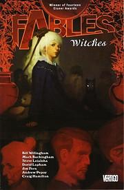 Fables Vol. 14: Witches de Bill Willingham