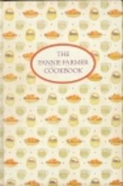 The Fannie Farmer cookbook de Fannie Merritt…