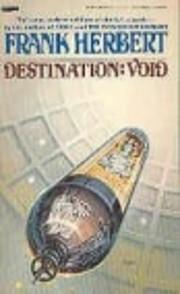 Destination Void by Frank Herbert