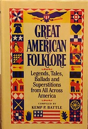 Great American Folklore: Legends, Tales,…