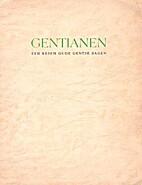 Gentianen - een resem oude Gentse sagen,…