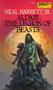 Aldair: Legion of Beasts de Neal Barrett