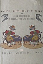 Love Without Wings: Some Friendships in…
