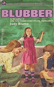 Blubber de Judy Blume