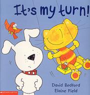 It's My Turn de David Bedford; Elaine…