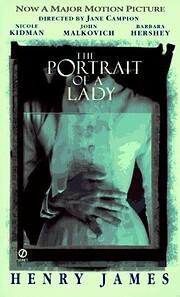 The Portrait of a Lady de Henry James