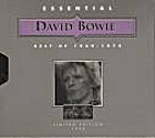 Essential David Bowie: Best of 1969-1974 by…
