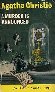 A murder is announced par Agatha Christie