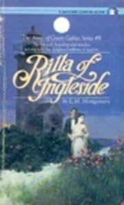 Rilla of Ingleside (Anne of Green Gables,…