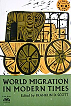 World migration in modern times by Franklin…