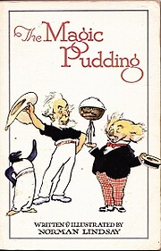 The Magic Pudding por Norman Lindsay