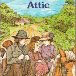 Grandmas Attic (The Legends Collection Book 3)