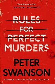 Rules for Perfect Murders (Malcolm Kershaw,…