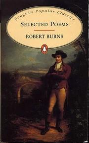 Selected Poems Robert Burns (Penguin Popular…