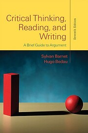 Critical Thinking, Reading, and Writing: A…