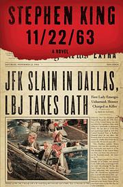 11/22/63: A Novel por Stephen King