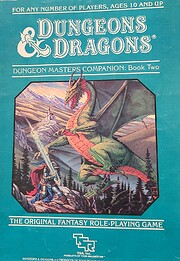 Dungeons and Dragons Dungeon Masters…