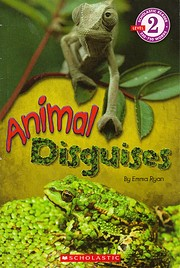 Animal Disguises de Emma Ryan