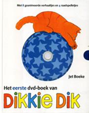 Het eerste dvd-boek van Dikkie Dik av Jet…