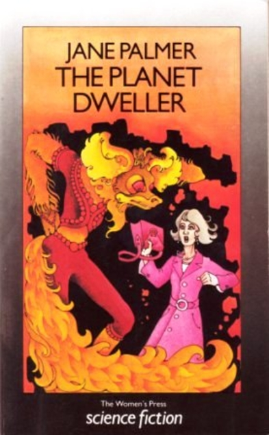 The Planet Dweller cover