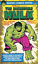 Stan Lee presents: THE INCREDIBLE HULK…