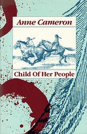 Child of Her People av Anne Cameron