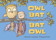 Owl Bat Bat Owl af Marie-Louise Fitzpatrick