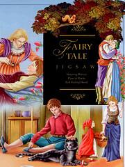 Fairy Tale Jigsaw Book Sleeping Beauty, Puss…