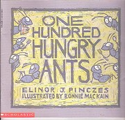 One Hundred Hungry Ants por Elinor J.…