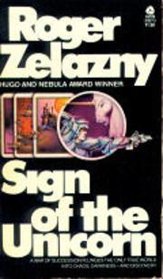 Sign of the unicorn de Roger Zelazny