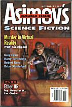 Asimov's Science Fiction: Vol. 19, No. 12 &…