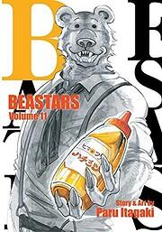 BEASTARS vol. 11 – tekijä: Paru Itagaki
